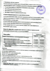Положение о гарантийных сроках и сроках службы на стоматологические услуги и работы, производимые в стоматологической клинике Гаянэ